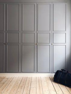 Give The Stunning Look With Bathroom Trends 2019 Bedroom Built In Wardrobe, Bedroom Closet Design, Wardrobe Doors, Home Bedroom, Bedroom Decor, Wardrobe Door Designs, Closet Designs, Bedroom Cupboards, Cupboard Design