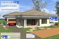 Beautiful House Plans, Beautiful Homes, Dream Homes, My Dream Home, All Design, House Design, Site Plans, Garage Plans, House Floor Plans