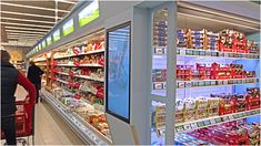 Shelf Vision is a shelf level electronic point-of-sales display system that enables retailers to easily update product information,  prices, and display video-based promotional messages at the point-of-decision. See more at: http://digitalsignageuniverse.typepad.com/digital_signage_universe/digital-signage/page/6/#sthash.jljBTNFO.dpuf