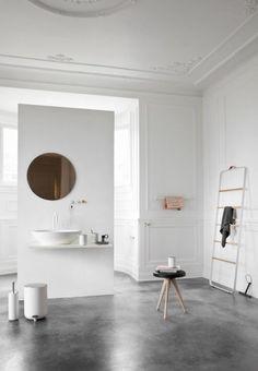 Beautiful free-standing area & minimalist design || Norm Architects