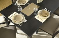 Minimalist, Sleek, Contemporary Tablescape - Oasis Collection by Legacy Classic
