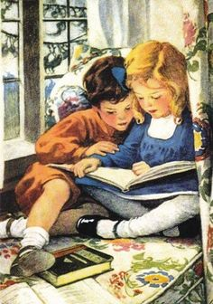 Illustration- Jessie Willcox Smith