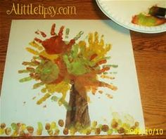 Autumn Art Projects Kindergarten - Bing images