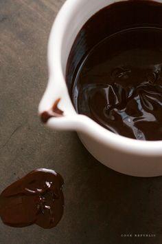 Lemon Chocolate Fudge Cupcakes And Seven Years Of Blogging | Cook Republic