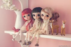 I'm wealthy in my friends | Poring, Natsume & Moomin ♥ | Flickr