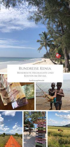 Du reist an die Ostküste Afrikas? Du willst wissen welche Kosten in Kenia auf dich zukommen, was du z.B, für eine Safari planen solltest? Ich verate es Dir!