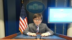 'On Wednesday, I met some of those dreamers and teachers at a White House event designed to inspire students to pursue careers in STEM (Science, Technology, Engineering and Math). More than 100 students attended -- ranging from elementary school all the way to college. 10-year-old Max Goldstone was invited to the White House after he was featured in Humans of New York.'  Why this 10-year-old is excited about science: