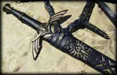 Blade of Evil's Bane - Link's Master Sword by Fable Blades Custom Functional Swords