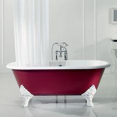 Lincoln Freestanding Bath | Freestanding & Roll Top Baths | CP Hart