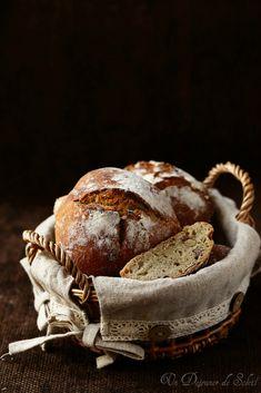 No Knead Bread, Pan Bread, Yeast Bread, Quinoa, Just Bake, Bakery, Food Porn, Favorite Recipes, Cooking