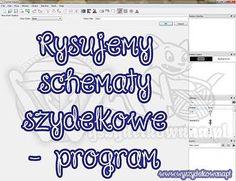 Program do rysowania schematów szydełkowych