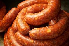 Sausage Recipes, Cooking Recipes, Hungarian Cuisine, Czech Recipes, No Salt Recipes, Smoking Meat, Food 52, Charcuterie, Herbalism