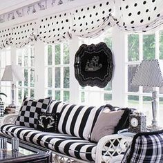 this is so me! Black and white prints