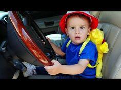 """We Are in the Car"" Song | LETSGOMARTIN Nursery Rhymes & Kids Songs - YouTube Baby Shower Niño, Kids Songs, Nursery Rhymes, Baby Car Seats, Children, Youtube, Allah, Ranger, High Fashion"