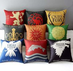 Game of Thrones – Pillow Cases