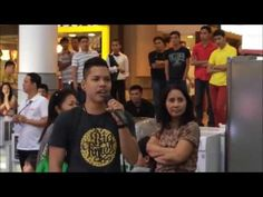 """Jaw dropping performance of Celine Dion and Andrea Bocelli in ONE Body! WATCH: Filipino Mall Goer sings """"The Prayer"""" with 2 Voices (Man & Woman) He is Amiel . The Voice, Christian Videos, Bing Video, Gifted Kids, Celine Dion, Gospel Music, Musicals, Singing, Music"""