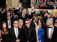 18. When he performed the photobomb to end all photobombs | 39 times the internet fell in love with Benedict Cumberbatch