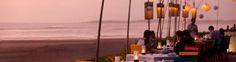 The Breeze Restaurant, Seminyak, Bali