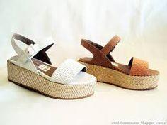 sandalias de moda con plataforma 2015 - Buscar con Google