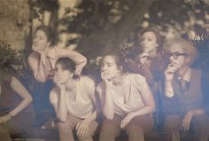 Hauntingly Beautiful -  Dancing Ghosts: What You Get When You Interpolate Long Exposure Photos