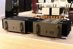 Krell KMA 160 Pure Class Amplifiers