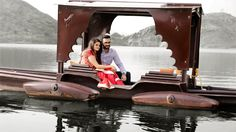 We are two Best Destination Wedding Photographers in Udaipur  and this makes our job very easy when it comes to finding one or few great locations for an engagement photo session. We've been privileged to shoot engagement photo session all around Udaipur and we simply love it. Even more, at GN Photo Art we work as a team of husband and wife, and this comes very handy when we have to use lights, reflectors and other photography tools.
