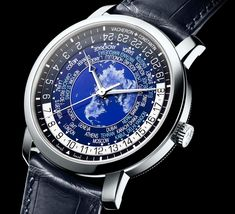 INTRODUCING: See the world as never before with the Vacheron Constantin Traditionnelle World Time - Time and Tide Watches