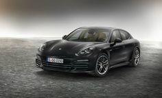 Porsche Panamera Edition : toujours plus de luxe