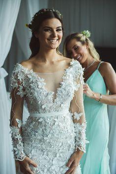Casamento na praia: Ana Flávia & Márcio - IC