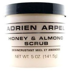 Adrien Arpel by Adrien Arpel Adrien Arpel Honey and Almond Scrub--/5OZ for Women by Adrien Arpel. Save 8 Off!. $30.00. Fragrance Notes:. Recommended Use:. Adrien Arpel Honey and Almond Scrub--/5OZ. This is a unique, natural, deep cleansing and moisturizing masque.  It is specially formulated with pure honey and crushed almonds.  The formula helps refine oil-blocked pores and removes excessive oils, dry, flaky skin cells and other impurities.  Excellent for all skin types.