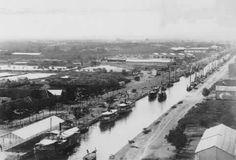 somewhere in Semarang long time ago