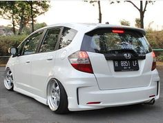 Instagram Honda Jazz, Honda Fit, Japan Cars, Honda Civic, Jdm, Transportation, Motorcycles, Fitness, Instagram