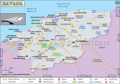 Havana maphavana cuba city maphartford connecticut mapbusiness fly to havana havana map for you cuba sciox Choice Image