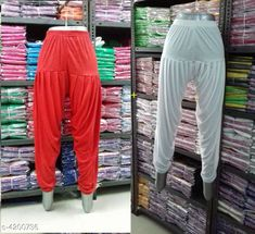 Ethnic Bottomwear - Patiala Pants  Trendy Stylish Cotton Women Patiala Pants Combo Fabric: Viscose Waist Size: XL - 34 in  XXL - 36 in Length:  XL - Up To 40 in XXL - Up To 41 in Type: Stitched Description: It Has 2 Piece Of Women's Patiala Pant Pattern: Solid Country of Origin: India Sizes Available: 34, 36, 38, 40   Catalog Rating: ★3.9 (243)  Catalog Name: Trendy Stylish Cotton Women Patiala Pants Combo CatalogID_599535 C74-SC1018 Code: 833-4200736-108