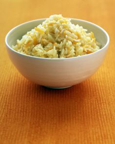 Basmati Rice with Onion and Ginger Recipe