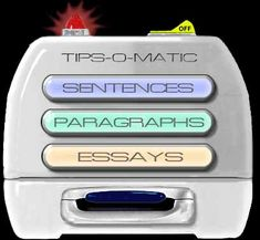 Great tool for upper elementary….kids can check on sentence, paragraph or essay rules…includes grammar. Good to keep handy for writing projects!