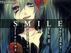 Hatsune Miku (that's why i smile, its been a while since everyday and everything , the reason why i smile )