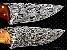 Chain Saw Damascus Hunters
