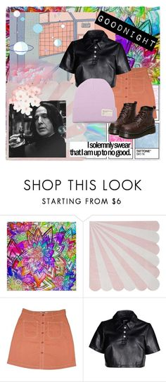 """""""Goodnight."""" by shiasunflower ❤ liked on Polyvore featuring Meri Meri, Sessùn, Hood by Air and WithChic"""
