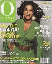 FREE O, The Oprah Magazine Subscription on http://hunt4freebies.com