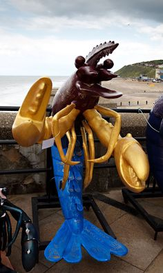Cromer & Sheringham Crab & Lobster Festival - a feast of fun, food, art, music and entertainment