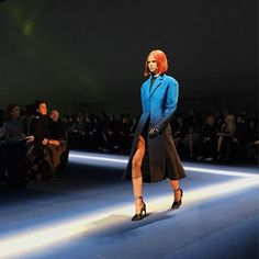 Tonight's @versace_official show was an anthem to strong women. (Soundtrack: the word 'equality' chanted over and over again.) #ellemyrunway #AW17 #milanfashionweek #versace  via ELLE MALAYSIA MAGAZINE OFFICIAL INSTAGRAM - Fashion Campaigns  Haute Couture  Advertising  Editorial Photography  Magazine Cover Designs  Supermodels  Runway Models