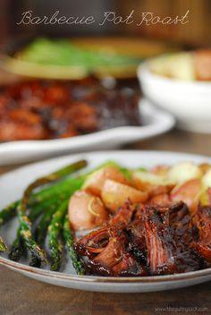 Barbecue Pot Roast