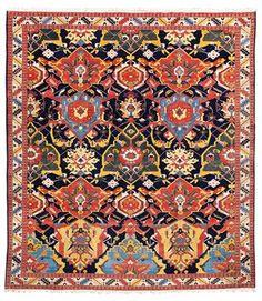 Persian Tabriz rug, Persian Carpet Company, 1940