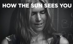 Don't forget the sunscreen. Watch this video and you will realize how mighty the Sun really is. #skincare #skincaretips #sunscreen #skincancer