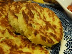 """Induction Cheese Bread - See variations for Mexican """"corn"""" cake and Mexican """"Bisconcitas"""" (recipe uses Whey Protein - check out the other Induction recipes on page ;)"""