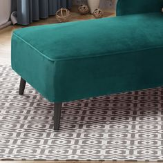 Great Deal Furniture Indira New Velvet Chaise Lounge in Emerald *** For more information, visit image link. (This is an affiliate link) Velvet Chaise Lounge, Chaise Sofa, Teal Sofa, Dark Walnut, Living Room Furniture, Amazon Sofa, Ottoman, Image Link, Christopher Knight