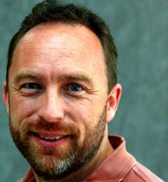 Jimmy Wales, former Montessori student and Wikipedia founder, is democratizing knowledge.