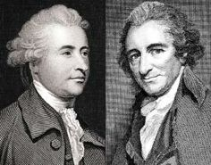 """On Edmund Burke & Thomas Paine. """"The French Connection: How the Revolution, and two thinkers, bequeathed us 'right' and 'left.'"""" by Gertrude Himmelfarb"""