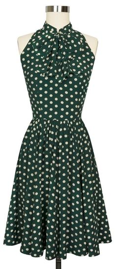 6202653a838 Swapped for my Katherine dress   The Trashy Diva Streetcar Dress is back in  the new Irish Polka print!